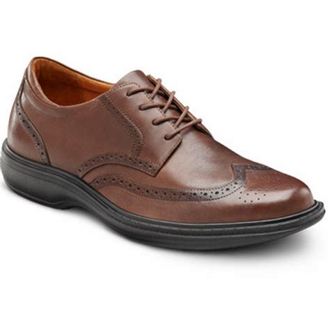 dr comfort shoes dr comfort wing s therapeutic diabetic dress shoe ebay