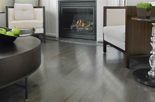 black color best vinyl wood plank flooring for modern minimalist living room design with oak