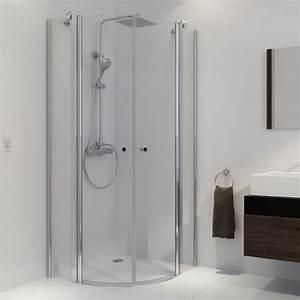 Duschkabine 90x90 Viertelkreis Radius 550 : runddusche 4 teilig radius 550 mk 500 duschkabinen produkte duschwelten ~ Eleganceandgraceweddings.com Haus und Dekorationen