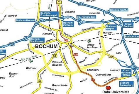 Botanischer Garten Bochum Stellenangebote by Anfahrt
