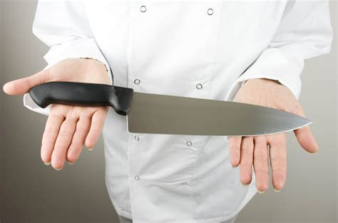 knife chef knives chefs kitchen dangerous types different dull sharp most hand than ck which knifeindia guide