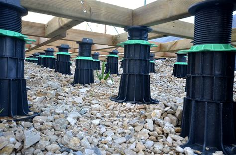 plot terrasse bois lambourde jouplast solutions constructives terrasses
