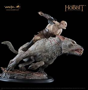 Azog the Pale Orc Cometh at Last… to Weta Collectibles