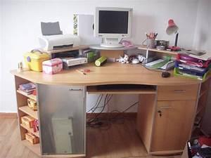 Kleiner Schreibtisch Mit Viel Stauraum : toller gro er schreibtisch computertisch mit viel stauraum 623781 ~ Indierocktalk.com Haus und Dekorationen
