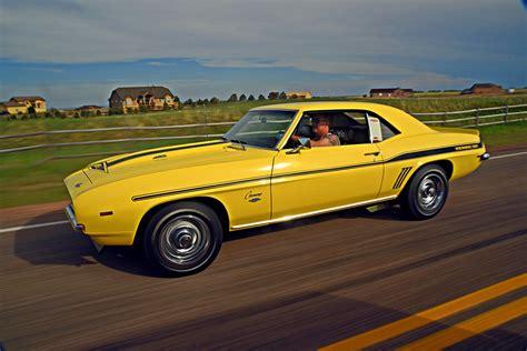 yenko, 1969, Chevrolet, Camaro, Cars, Muscle, Yellow ...