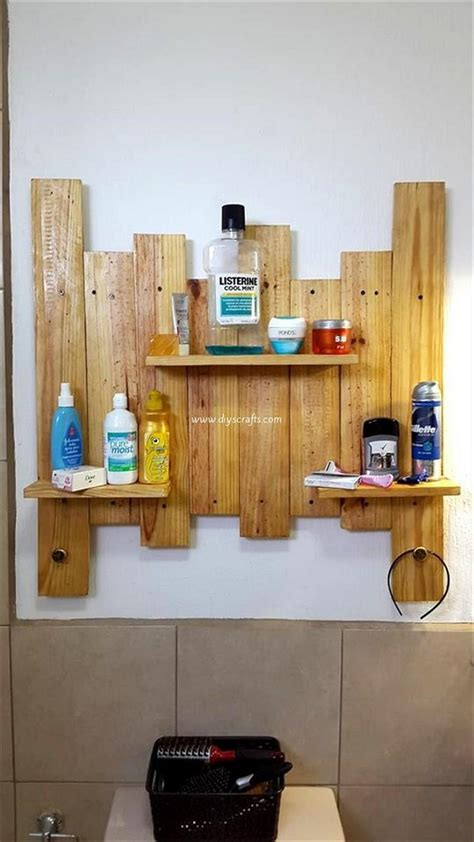 Alternative Kitchen Cabinet Ideas - ideas to recycle pallets wood diy home decor