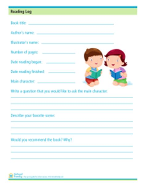 reading worksheets reading printables schoolfamily