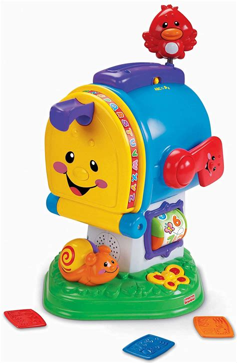 Fisherprice Laugh And Learn Learning Letters Mailbox