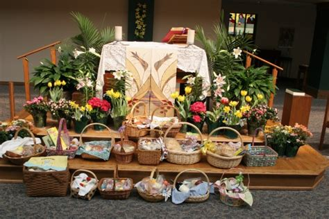May your love be shared amongst us as we enjoy the gift of fellowship. Blessing of the Easter Food | St. Joseph-on-Carrollton ...