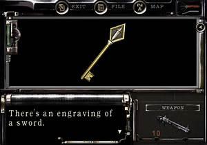 Sword Key - Resident Evil Hd Remaster Wiki Guide