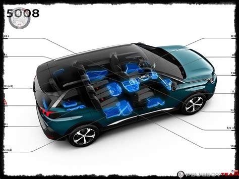 Peugeot 5008 Interni by Peugeot 5008 2017