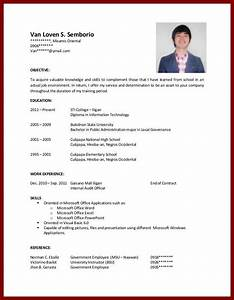 Sample Resume College Student No Experience Best Resume