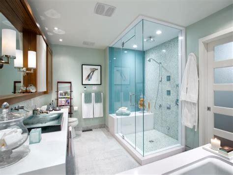 Modern Master Bathroom Retreat Hgtv