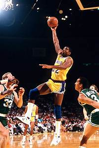 No 2 Magic39s Baby Sky Hook Lakers Best Playoff Moments