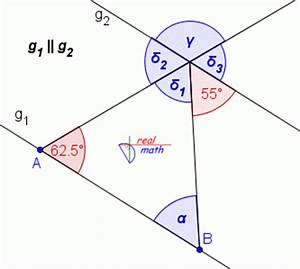 Winkel Berechnen übungen 7 Klasse : aufgabe zu stufenwinkel und wechselwinkel an parallelen mathematik realschule klasse 7 ~ Themetempest.com Abrechnung