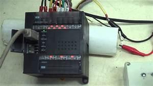 Omron Cp1e-e20dr-a Programmable Controller  Cp Series  The Cp1e Cpu Unit U52d5 U4f5c U78ba U8a8d