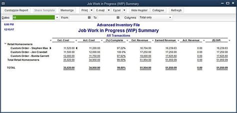 quickbooks 2014 what 39 s new in job costing