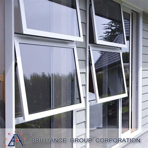 china modern house aluminum hurricane impact hand crank glass window china aluminumaluminium