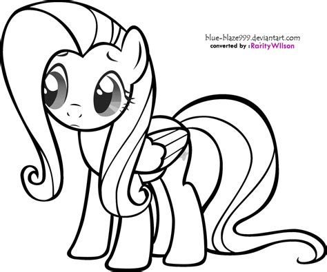 Coloring Fluttershy by My Pony Fluttershy Coloring Pages Minister Coloring