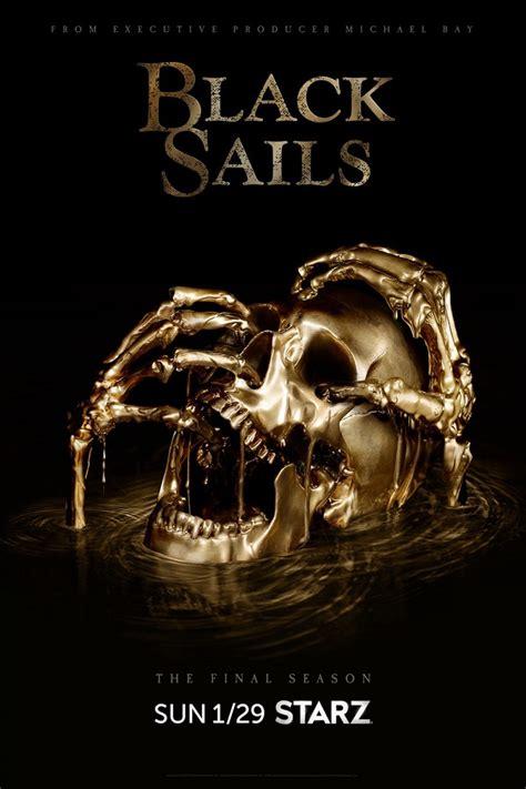 black sails ecco il poster  la data della premiere dell