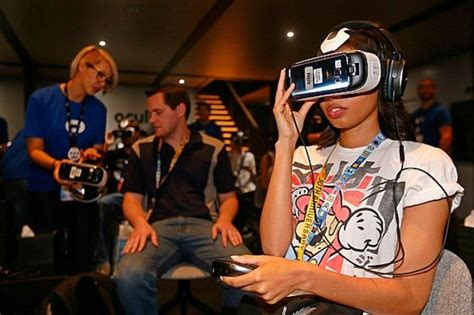 Oculus Adds Movies, TV, Games | Virtual reality, The next ...