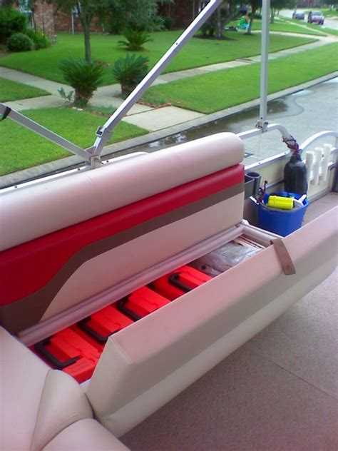 Boat Storage Ideas by Pontoon Boat Storage Ideas Goodsgn