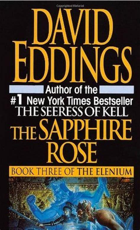sapphire rose  elenium   david eddings reviews discussion bookclubs lists