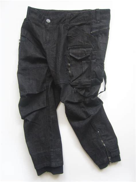 เสื้อผ้า แฟชั่น : KAI AAKMANN jogger cargo jeans ไอเท็มฮอต ...
