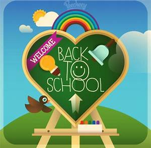going back to school illustration free vector in adobe