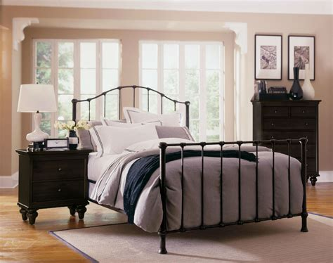 iron bedroom sets bedroom steps to create comfortable style bedroom