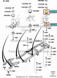 Brand New Oem Chassis Frame Upper Insulator 2006