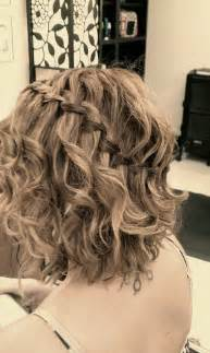 HD wallpapers curly hairstyles for short hair for prom