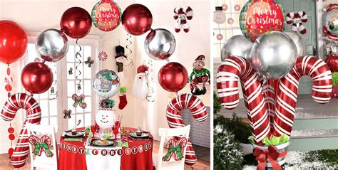 christmas balloons christmas balloon bouquets and balloon decorations santa and snowman