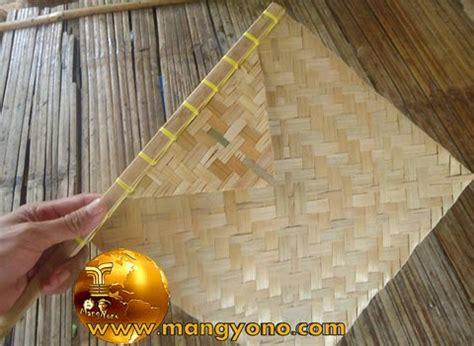 Oleh karena itu, keranjang dan bakul bambu aman digunakan, kuat dan indah. Cara membuat anyaman dari bambu ~ Blog Mang Yono