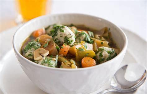 Root Vegetable Stew With Herb And Mustard Dumplings
