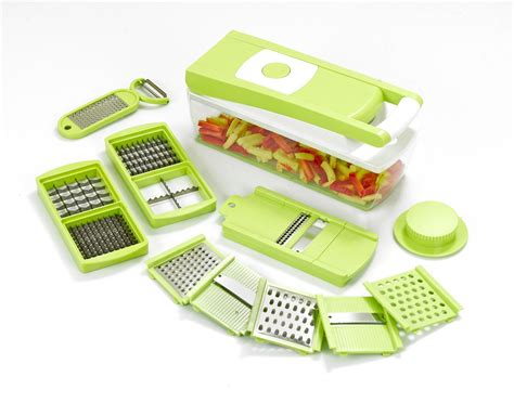 kitchen dicer with accessories ganesh 14 in one dicer chopper price in india buy 8036