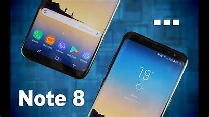 Note Infinity Samsung Galaxy Wallpapers Effects Official