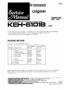 Pioneer Keh-6100b