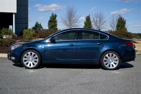 Buick Regal Turbo Specs by What Does Everyone Think Of The New Buick Regal Lease