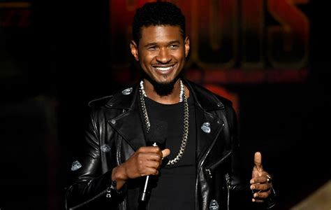 Usher Releases Surprise New Album 'a'