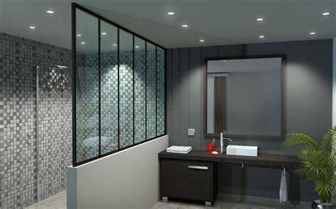 cloison en verre sur mesure cloison vitr 233 e bord 224 bord ou toute hauteur verri 232 re cloison