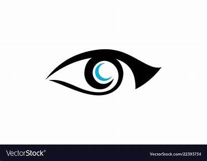 Vision Vector Eye Vectorstock Royalty
