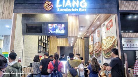 liang sandwich pakuwon mall surabaya food travel  lifestyle blog