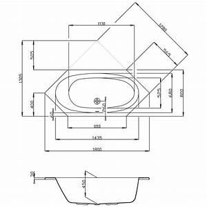 Sechseck Badewanne 180x80 : hoesch armada sechseck badewanne 180 x 80 cm megabad ~ One.caynefoto.club Haus und Dekorationen
