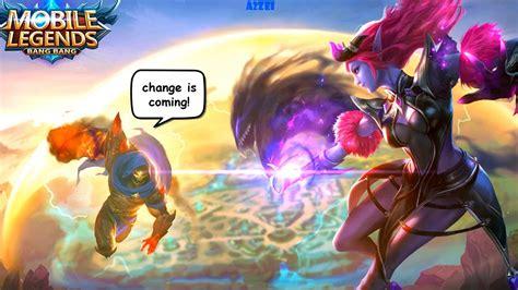Mobile Legends Aldous & Selena 3d Model Preview Changes