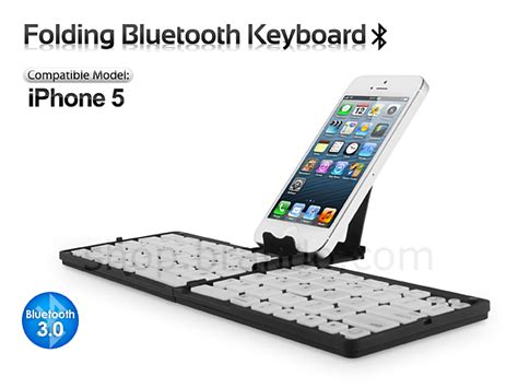 keyboards for iphone folding bluetooth keyboard for iphone 5