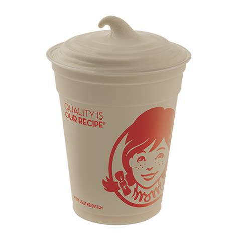 How do you make a wendy's coffee toffee twisted frosty? Wendy's - Quality Is Our Recipe