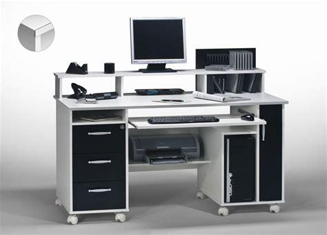 bureau ordinateur conforama scrivanie porta pc per un mini ufficio in casa