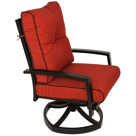 Bring comfort, style, and durability to your space with alibaba.com's collection of swivel patio chair. Quincy Cast Aluminum Outdoor Patio Swivel Rocker Chair ...