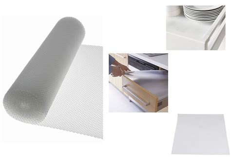Cupboard Liner by Cupboard Cabinet Drawer Clear Liners Non Slip Rubber Mat